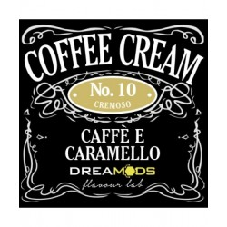 n10 Coffee Cream 10ml - Aroma - Aromi - Dreamods
