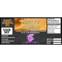 Nutty Bobby Cookie