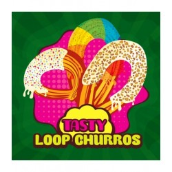 Loop Churros 10ml - Aroma - Aromi - Big Mouth