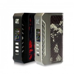 Finder DNA 75C - silver - Box Mod
