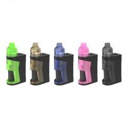 SIMPLE EX SQUONK KIT - BLACK
