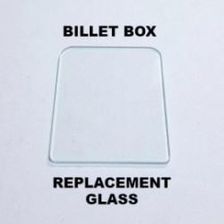 BILLET BOX - GLASS FRONTALE