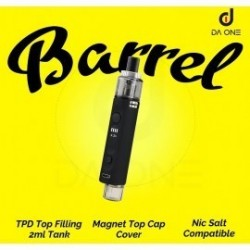 DA ONE TECH Barrel AIO Kit - Nero