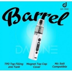 DA ONE TECH Barrel AIO Kit - Silver