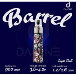 DA ONE TECH Barrel AIO Kit - Sugar Skull