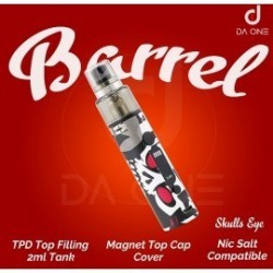 DA ONE TECH Barrel AIO Kit - Skull Eye