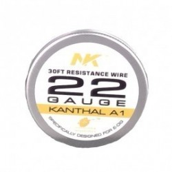 NK Wire - Kanthal A1 - 22 GA - NK Wire