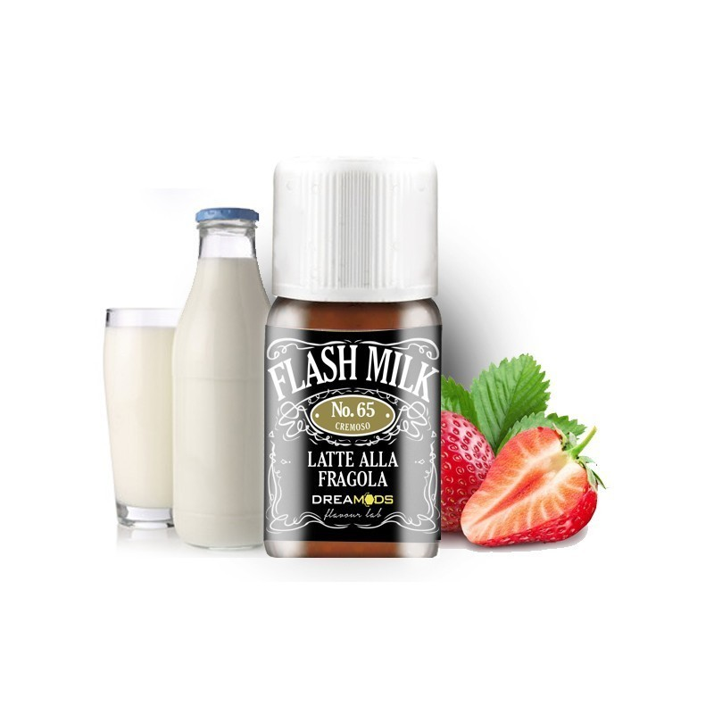 Flash Milk - Aroma Concentrato