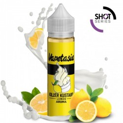 Killer Kustard Lemon 20ml - scomposto - Vapetasia - Scomposti