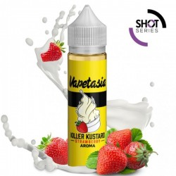 Killer Kustard Strawberry 20ml - scomposto - Vapetasia - Scomposti