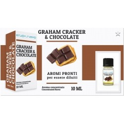 Graham Cracker & Chocolate 10ml - Aroma - Classici